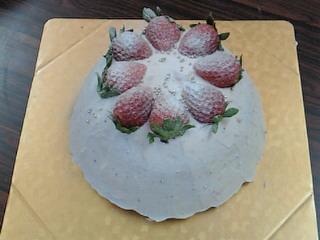 ストロベリーマウンテンケーキ