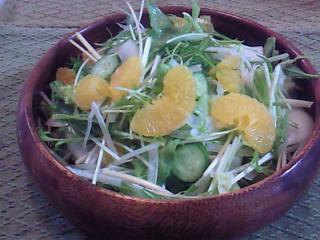 子供のご飯・サラダ