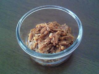 えのき茸のナメタケ